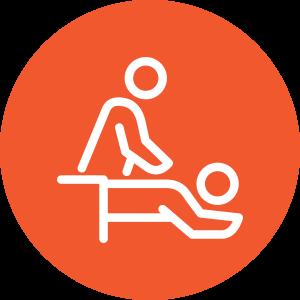 Massage icon - Allpria Healthcare Pain Management Aurora, CO